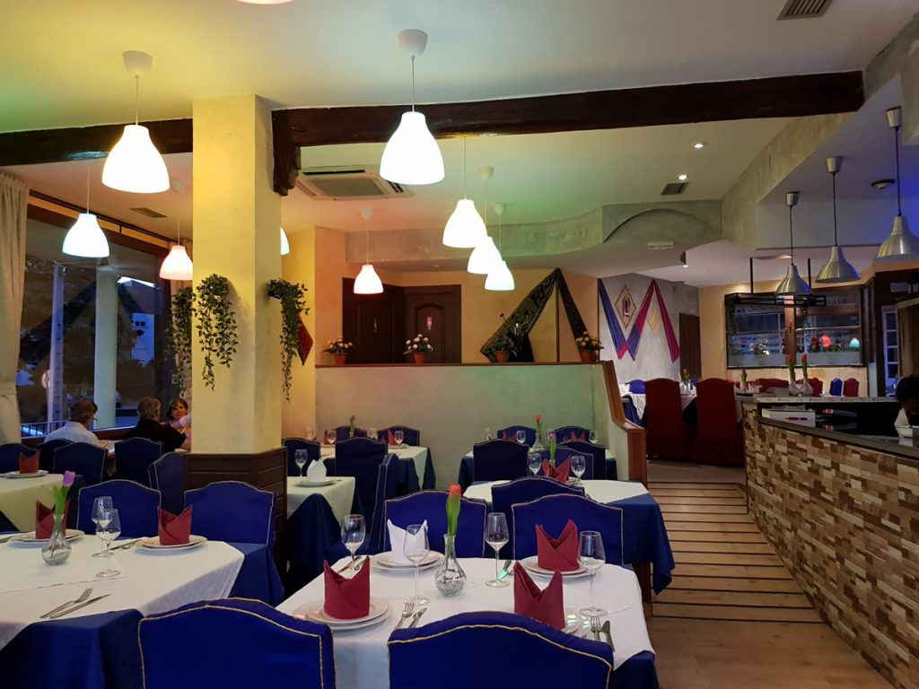 Restaurante Agra Mahal 2